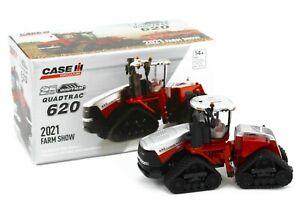 2021 FARM SHOW ERTL 1:64 *CASE IH* STEIGER 620 QUADTRAC Tractor *25 YEARS* NIB