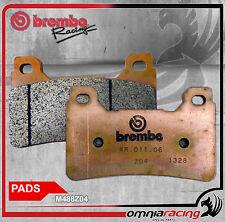 Coppia Pastiglie Freno Z04 Brembo Racing per Pinze CBR1000RR 04> - ref M488Z04