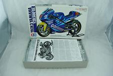 Maquette moto TECH 3 YAMAHA YZR500'01 (Tamiya) Neuve