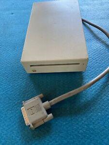 "Vintage: Apple Macintosh 800k 3.5"" External Disk Drive M0131"