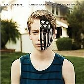 Fall Out Boy - American Beauty/American Psycho (2015)  CD  NEW  SPEEDYPOST