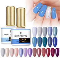 BORN PRETTY 5PCS 10ml Soak Off UV Gel Nail Polish Glitter Sequins Gel Varnish