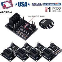 2PCS Socket Adaptateur Plaque Board F 10 broches NRF24L01 Wireless Transceive Module
