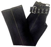 No Boundaries Junior Stretch Flare Jeans w/Belt NEW - Sizes: 3,5,7,9,11,13,15