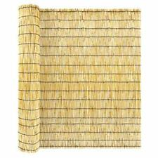 Natural Reed Screen Curtain, Eco-Friendly Reed Fence16.4ftX3.94ft Fencing