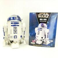 Star Wars R2-D2 Telephone 1997 w/ Original Box Lucasfilm
