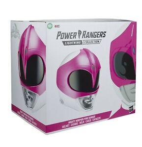 Power Rangers Lightning Collection Mighty Morphin Pink Ranger Helmet