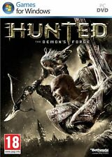 Hunted: The Demon's Forge (PC) NEW & Sealed - Despatched from UK