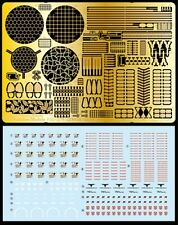 Passion Models 1/35 WWII German Gear Set (with Decal), P35-079