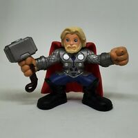 Marvel Super Hero Squad Thor Action Figure 2011 Hasbro Avengers