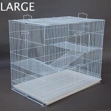 "30"" Large Guinea Pig Hamster Chinchilla Ferret Rat Mice Gerbil Rodent Degu Cage*"