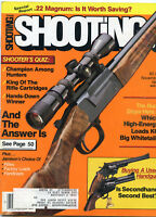 SHOOTING TIMES Magazine November 1987 Shooter's Quiz