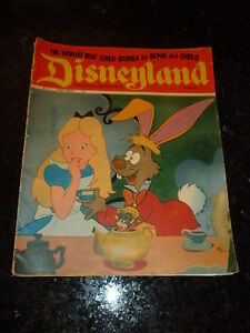 DISNEYLAND Comic - No 13 - Date 1971 - UK Paper comic