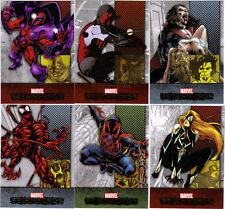 Upper Deck UD Marvel Beginnings base set 1-180