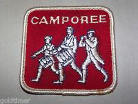 VINTAGE BSA BOY SCOUT PATCH 1960S CAMPOREE