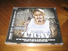 Chicano Rap CD Young TRAV - Ruthless Mentality - BG Knocc Out MC EIHT Bizzy Bone