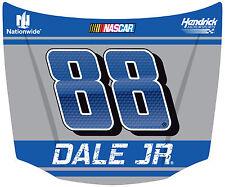 NASCAR #88 Dale Earnhardt Jr Hood Shaped Magnet-NASCAR Magnet-NEW for 2016!