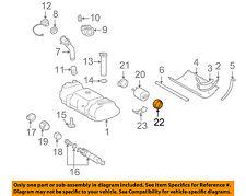 MERCEDES OEM 02-05 G500 5.0L-V8 Fuel System-Fuel Filter Seal 6030980365