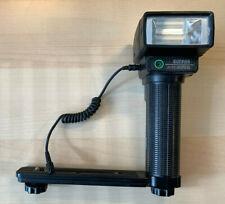 Sunpak Auto 3075G hammerhead flashgun