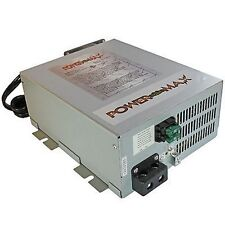 POWERMAX PM3-100 12 VOLT DC 100 AMP CONVERTER WITH 3 STAGE AUTOMATIC CHARGING