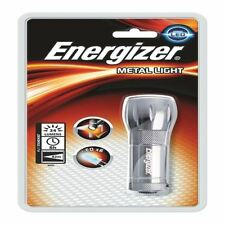 Energizer Value Small Metal Torch 3xAAA Silver 633657 [ER33657]