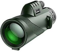 Pankoo 40x60 Monocular - Mini Pocket Compact High Power HD Binoculars Telescope