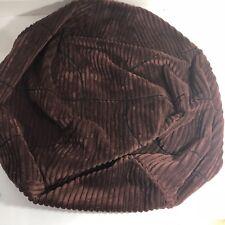 """Pottery Barn Kids Basketball Beanbag Slip Cover 31"""" New Sample Rare Sports Decor"""