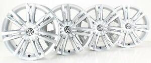 VW Golf 7 & Sportsvan Jantes en Alliage Geneva 17 Pouces Jeu de 5G0601025BS