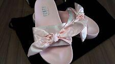 Fenty par Rihanna PUMA diapositives à Enfiler Sandales Été Rose Taille 5 UK