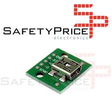 Modulo Adaptador mini usb a DIP Arduino Conversor Electrónica