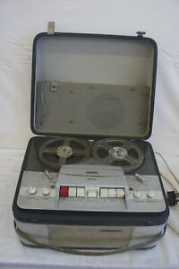 PHILIPS EL 3534A - Vintage Reel To Reel Player Recorder - COLLECTION - SPARES
