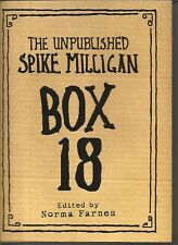 Box 18: The Unpublished Spike Milligan HC