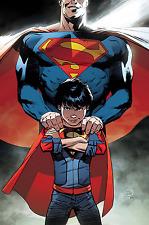 SUPERMAN #26 LEE WEEKS COVER DC REBIRTH COMICS SUPERBOY