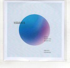 (HS13) Violents & Monica Martin, Equal Powers - 2017 DJ CD