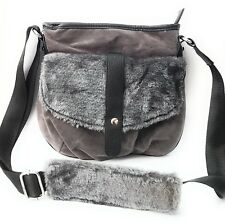 Handbag Long Shoulder Strap Bag Across Cross Body Compartments LADIES  HANDBAG 27408c7ab07f7