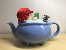 Price Kensington Hand Painted Lady in the Bath, Novelty Teapot