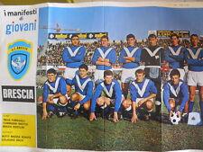 Poster Doppio Manifesti di GIOVANI 1967 73x50 cm - BRESCIA / DON BACKY  [D39-4]