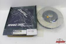 NEW ROTORA TOYOTA SUPRA 1993-1998 FRONT RIGHT SLOTTED BRAKE DISC R.44103.2S