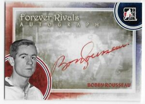 12/13 ITG FOREVER RIVALS AUTOGRAPH Hockey (#AAB-AYL) U-Pick From List