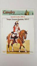 Del Prado Cavalry of the Napoleonic Wars - Issue 6 - Spanish Cavalry 1808-14