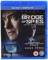Bridge Of Spies [Blu-ray] [2015] [DVD][Region 2]