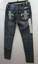 Miss Me Mid-rise SKINNY Jeans Sz 25 With Tag