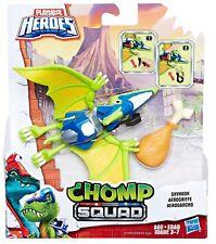 2018 Chomp Squad Skyhook Pteradactyl Dinosaur Toy Hasbro