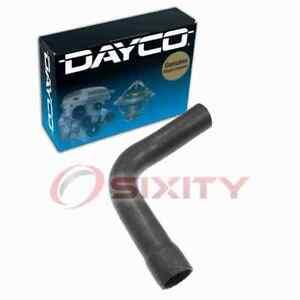 Dayco Lower Radiator Coolant Hose for 1976-1981 Jeep CJ5 5.0L V8 Belts wc