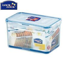 Lock And Lock Rectangular Container 1.9L Food Storage Solution Kitchen Home New