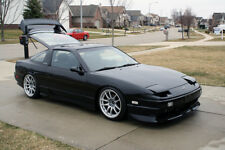 HIC Nissan 180SX Tinted Window Visors