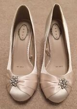 Debut Mid Heel (1.5-3 in.) Bridal Shoes