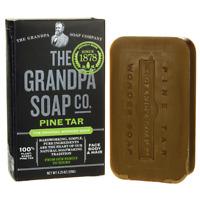 Grandpa Soap Co. Pine Tar Soap 4.25 oz Bar(S)