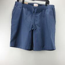 Penguin By Munsingwear Mens Slim Fit Blue Vintage Indigo Shorts 42S XL