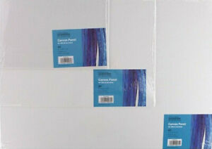 NEW Seawhite Artist Panel Blank Canvas Boards Primed Painting Art A5 A4 A3